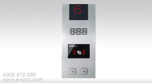 西奥电梯对讲接线图